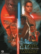 Star Wars:   7. Episode VII - The force awakens